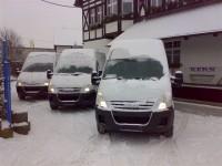 IVECO DAILY pro firmu PPL. V neděli 6. ledna jsme předávali 5 vozidel IVECO DAILY. Je to další důkaz toho, že IVECO DAILY je ve své třídě užitkových vozidel právem na prvním místě