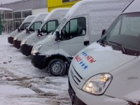 IVECO DAILY pro firmu PPL