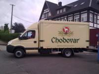 Další vozidlo na míru pro pirovar Chodovar