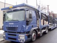 Stralis speciál pro přepravu vozidel